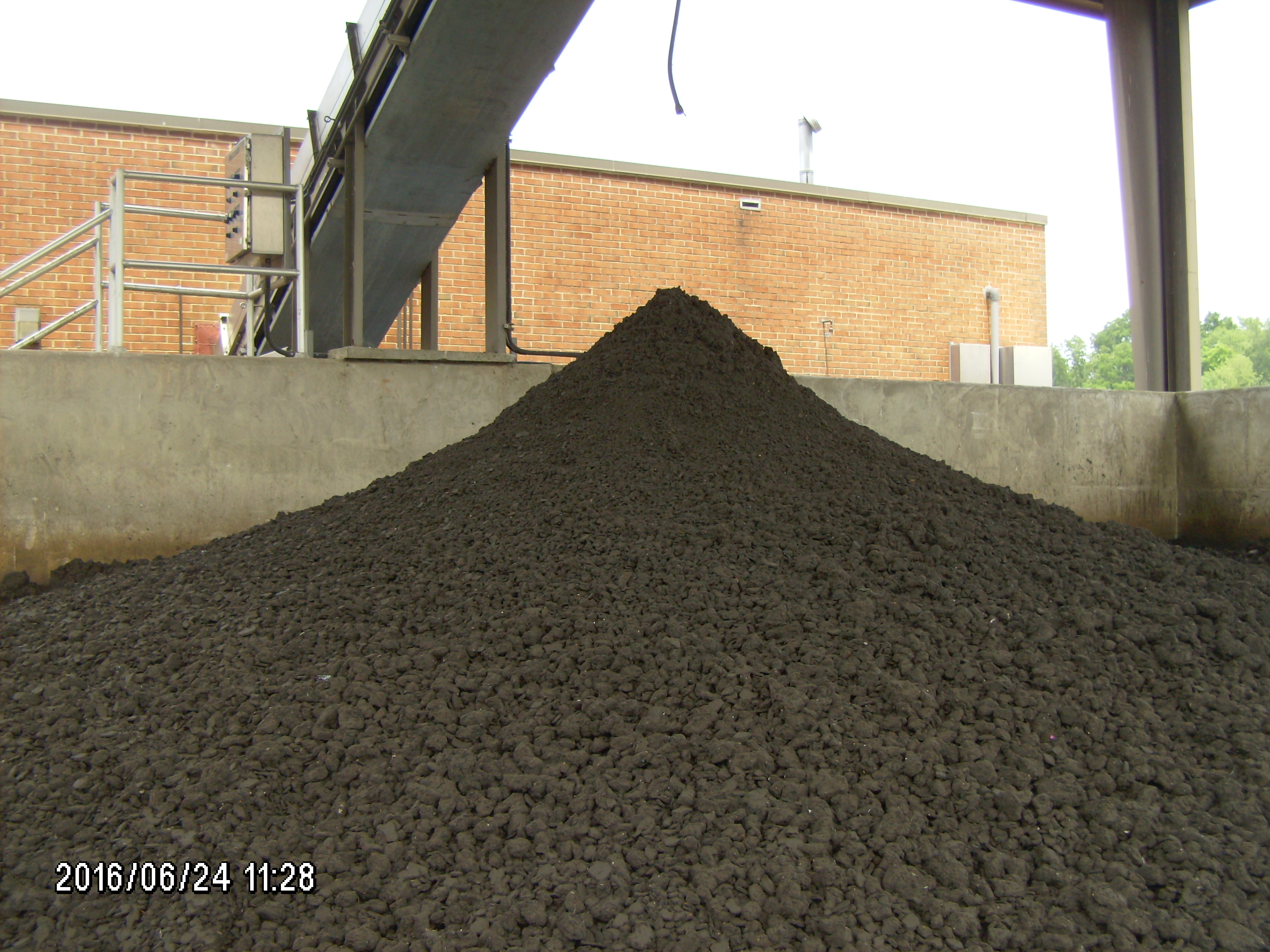 Biosolids Treatment And Handling Dover Township